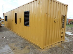 150 KW CONTAINERIZED GENSET
