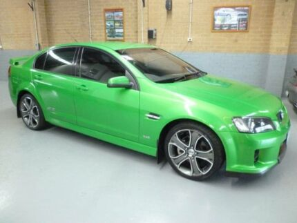 2007 Holden Commodore VE MY08 SS Atomic 6 Speed Manual Sedan Mordialloc Kingston Area Preview
