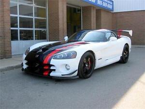 2010 Dodge Viper SRT10 ACR Ultra Rare Color Combo + 44000 MILES