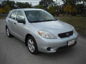 2006 Toyota Matrix *winter and summer tires on rims*