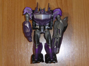 TRANSFORMERS PRIME CYBERVERSE SHOCKWAVE