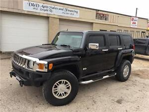 2006 HUMMER H3-4X4-SUNROOF-LEATHER-LOADED-ALLOYS