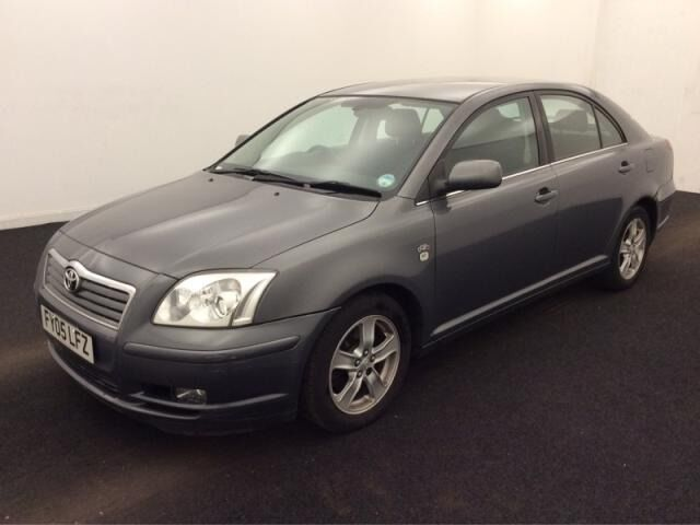 TOYOTA AVENSIS 2005 2.0 D-4D T3-X ** DIESEL ** 5 Doors Hatchback Manual ** 12 MONTH MOT ** 2 KEYS