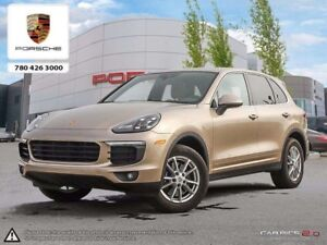 2016 Porsche Cayenne CERTIFIED PRE-OWNED | Premium PLUS | Blind-