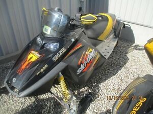 2003 Ski-Doo MXZ 800 SPORT Cambridge Kitchener Area image 1