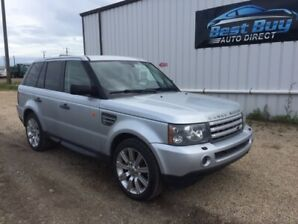 2007  Range Rover Sport Super Charged  ! 6MONTH WARRANTY