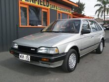 1989 Mazda 323 Shades 5 Speed Manual Hatchback Enfield Port Adelaide Area Preview