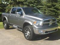 2012 Ram 1500 Big Horn LIFTED 6 Inches!!! $36,460 or $286 B/W
