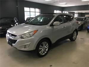 2013 Hyundai Tucson Limited*AWD*LEATHER*PANO*LOW KM**