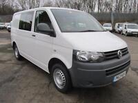 Volkswagen Transporter T30 SWB 2.0 Tdi 102Ps Kombi Van DIESEL MANUAL (2013)