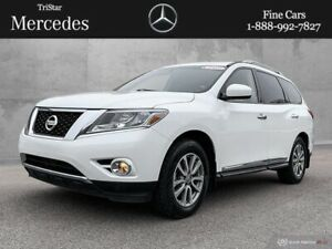 2015 Nissan Pathfinder SL V6 Leather+Nav $245 BiWeekly