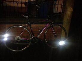 Giant mens racer bike for sale £120 ono