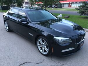 2010 BMW 750Li M SPORT PKG xDRIVE/NAVI/CAMERA/NO ACCIDENT