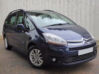 Citroen C4 Grand Picasso 1.8 VTR+ 7, Lovely Low Mileage Example with 7 Seats, Fabulous Versatile MPV