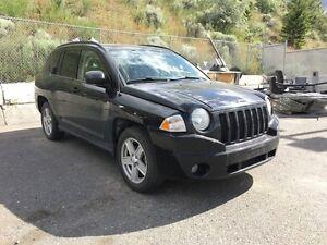 2007 Jeep Compass Sport/North