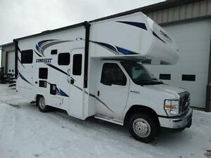 Small Class C Motorhome for sale