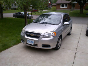 2007 Chevrolet Aveo LS Hatchback /Safety/ REDUCED $2400.00