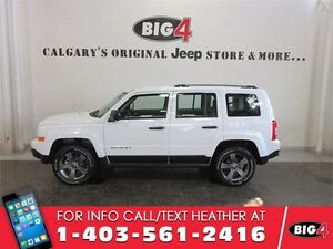 2017 Jeep Patriot Sport Altitude II, A/C, heated seats, fogs,