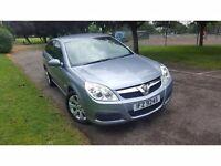 Vauxhall Vectra 1.9 CDTi 16v Exclusiv 5dr s/h, Long mot, e/w, a/c, abs