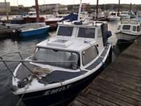 19 Ft Fishing Boat