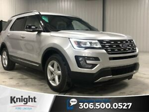 2017 Ford Explorer XLT, Auto, 7 Pass, Leather, Navi, AWD, Certif