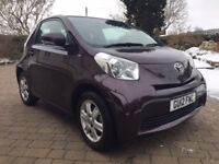 Low mileage Toyota IQ. Owned for 4+ years. Great car around town. Good condition