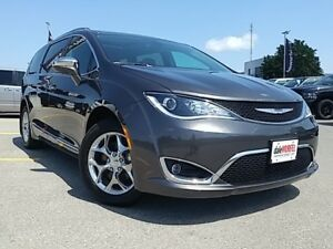 2017 Chrysler Pacifica Limited Platinum | LEATHER | SUNROOF | PO