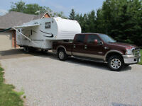 5th Wheel & F250 King Ranch For Sale!!!!!!