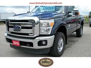 2014 Ford Super Duty F-350 SRW XLT | DIESEL | CERTIFIED