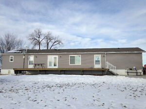 2012 modular home - price reduced to sell