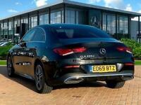 2019 Mercedes-Benz CLA Cla 220D Amg Line Premium Plus 4Dr Tip Auto Saloon Diesel