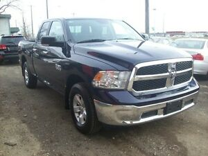 2014 Ram 1500 SLT/4x4/ LOW KMS/EVERYONE APPPROVED