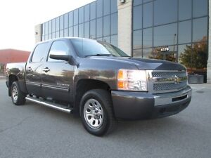 2010 Chevrolet Silverado 1500 LS 4X4 CREW CAB POWER GROUP!