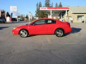 2005 SATURN ION 3 UPLEVEL QUAD COUPE