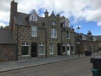 1 Bedroom whole top floor Flat in Kincardine O'Neil