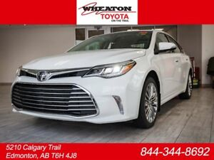 2017 Toyota Avalon LIMITED with 3M Pkg