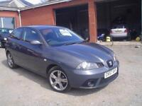 Seat Ibiza 1.4 16v 100 Formula Sport+new tb+water pump+5 stamps