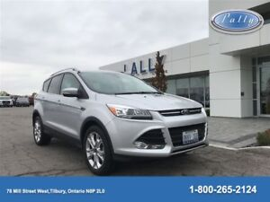 2016 Ford Escape Titanium, AWD, Moonroof, Nav!!!
