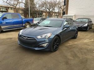 2013 Hyundai Genesis Coupe 2.0T R-Spec(2 Year Warranty Included)