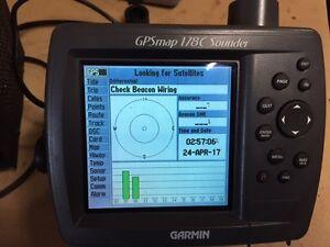 Garmin 178C Marine Chartplotter