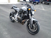 2015 Yamaha FZ-07 For Sale. Absolutely Mint and Like New!