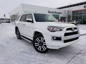 2015 Toyota 4Runner Limited V6 Navi, Backup Cam, Leather Heated/