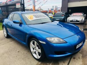 2004 Mazda RX-8 Blue 6 Speed Manual Coupe Brooklyn Brimbank Area Preview