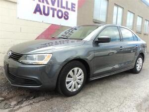 2011 Volkswagen Jetta Sedan AUTOMATIC PLUS Trendline SAFETY INCL