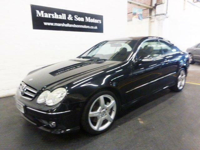 2005 55 mercedes benz clk 1 8 clk200 kompressor sport 2d auto 161 bhp in sutton coldfield. Black Bedroom Furniture Sets. Home Design Ideas