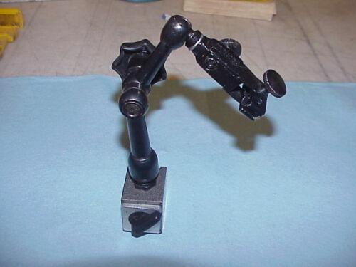 NOGA Noga Flex Magnetic Holding Base Dial Indicator Holder Very Nice Lathe Mill
