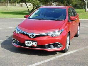 2015 Toyota Corolla ZRE182R Ascent Sport S-CVT Red 7 Speed Constant Variable Hatchback Murray Bridge Murray Bridge Area Preview