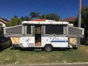 Jayco Swan Caravan/Camper for rent Mount Hawthorn Vincent Area Preview