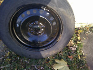 2103 Ford Fusion Rims with tire censors included