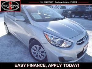 2015 Hyundai Accent BLUETOOTH!!